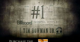 "Purchase The Chart-Topping Single by Tim Bowman, Jr., ""I'm Good""!"
