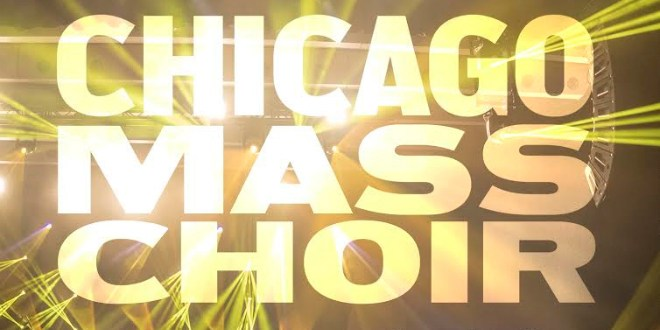 "Chicago Mass Choir,  ""We Give You Praise"" Debuts at #10 on Billboard Gospel Albums Chart"