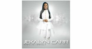 """You're Bigger"" by Jekalyn Carr Shoots To #1 On Billboard's Gospel Airplay Chart 