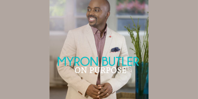 Myron Butler & Levi Return With 4th New Album 'On Purpose'  June 10 | @MyronButler