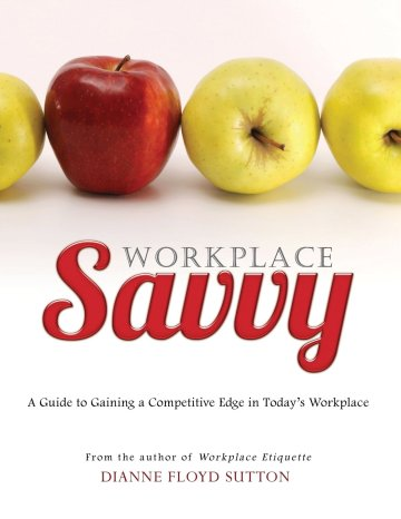 Workplace Savvy Book Cover