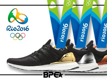 Adidas Ultra Boost - Olimpic Medals
