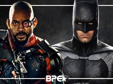 Will Smith X Batman