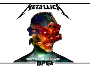 "METALICA - ""Hardwired"""
