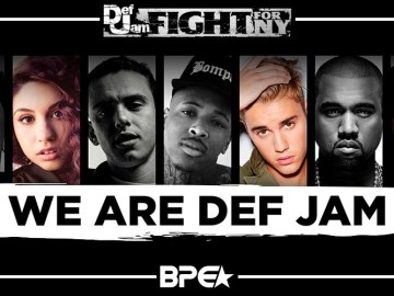 Gravadora - Def Jam Recordings
