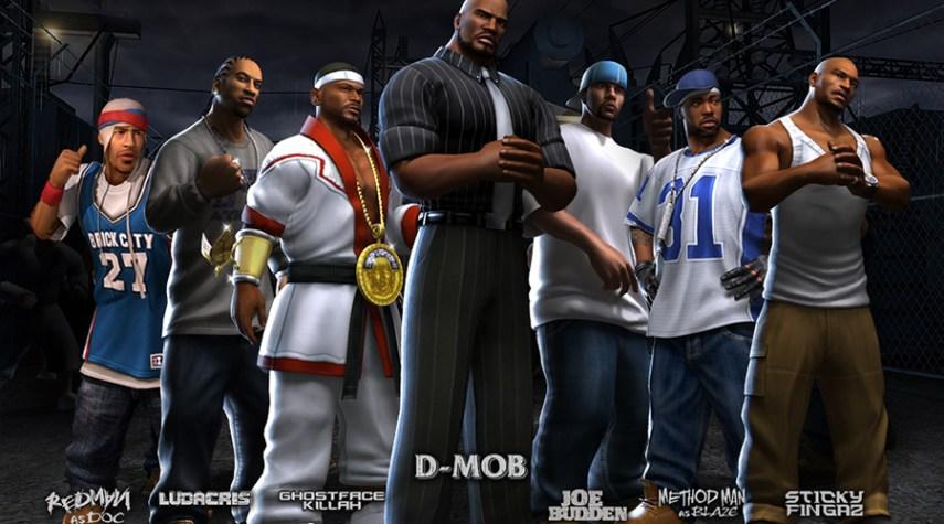 Gangue do D-Mob
