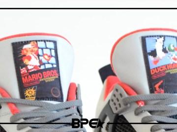 Jordan X Mario