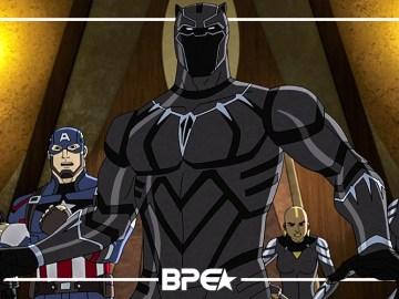 Pantera Negra - Serie Animada
