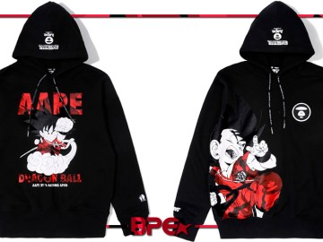 AAPE x Dragon Ball