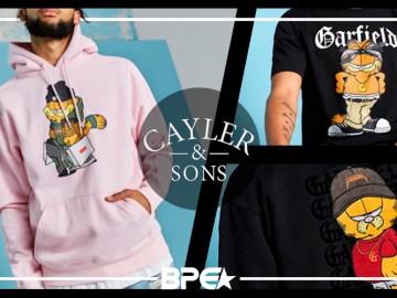 Cayler & Sons x Garfield