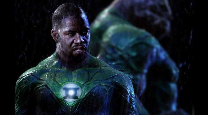 Lanterna Verde - Super Herois Negros