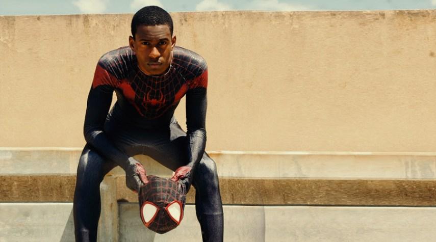 Miles Morales - Super Heroi Negros