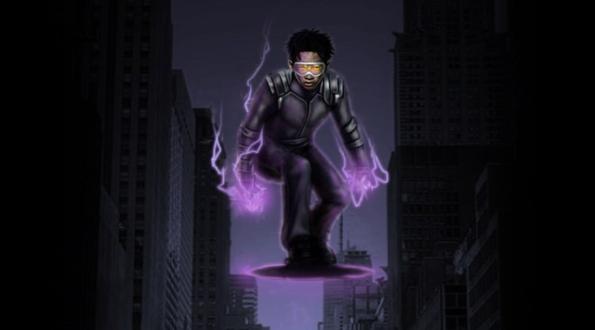 Super Shock - Super Herois Negros