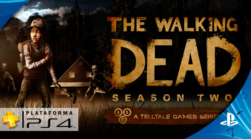 TWD - Plus Novembro PS4