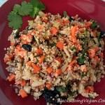 Vegan Power Quinoa Salad