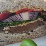 Black Bean and Seitan Grillers – Vegan Hamburger Recipe