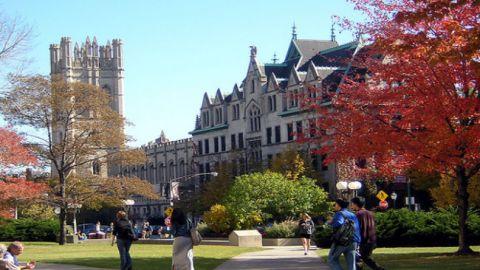 U of C Campus
