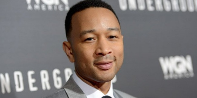 John Legend and Tika Sumpter To Make A Show About Black Wall Street