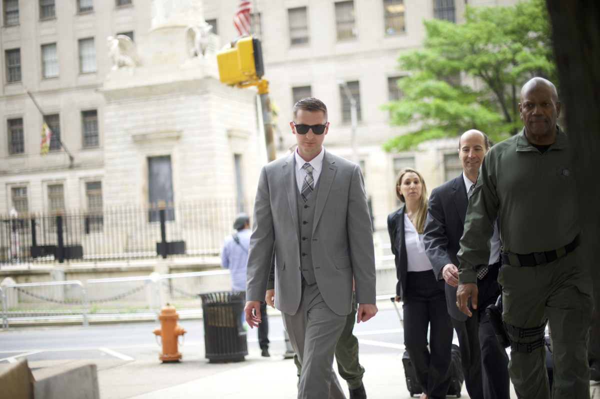 Officer Acquitted on All Charges in Murder of Freddie Gray