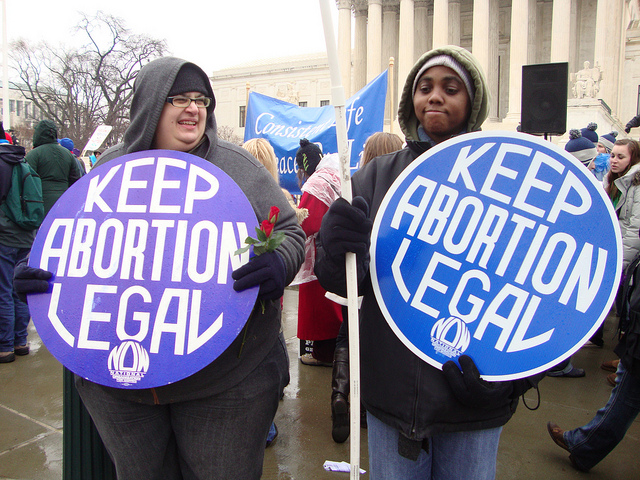 Supreme Court Strikes Down Texas Anti-Abortion Bill
