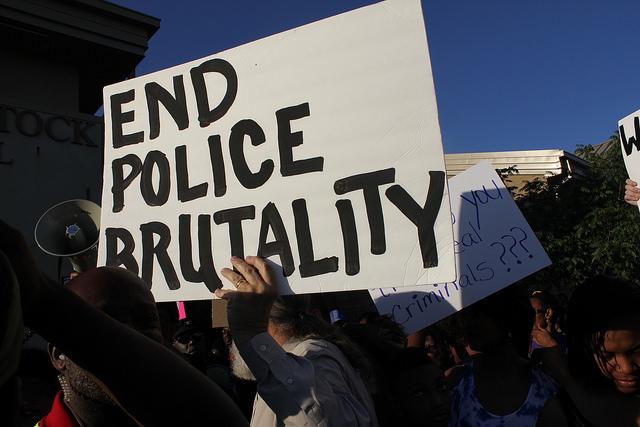 McKinney Protest