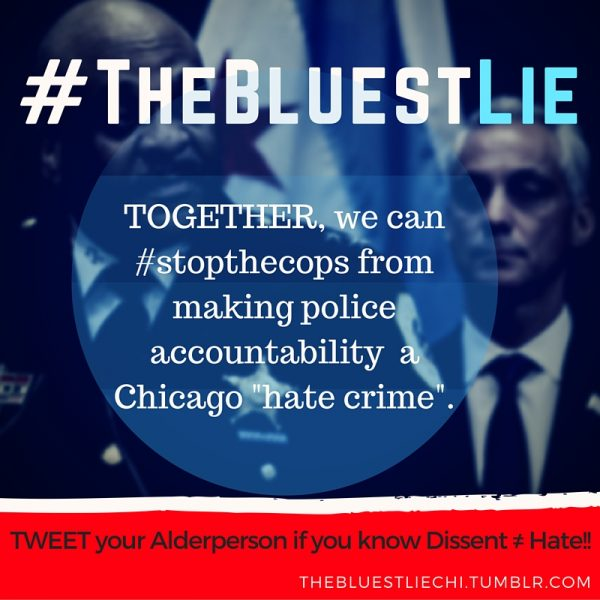 'The Bluest Lie' Campaign Fights Efforts To Make Violence Against Police A Hate Crime