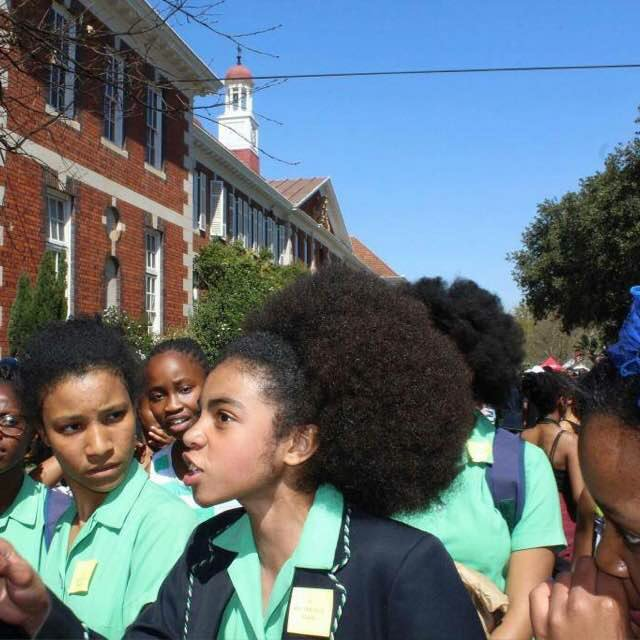 At Pretoria Girls High School, South Africa's 'Bornfree' Population Still Isn't Free