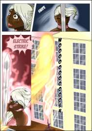 The Electric Rose Webcomic Page 670