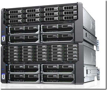 PowerEdge VRTX - Rack Views