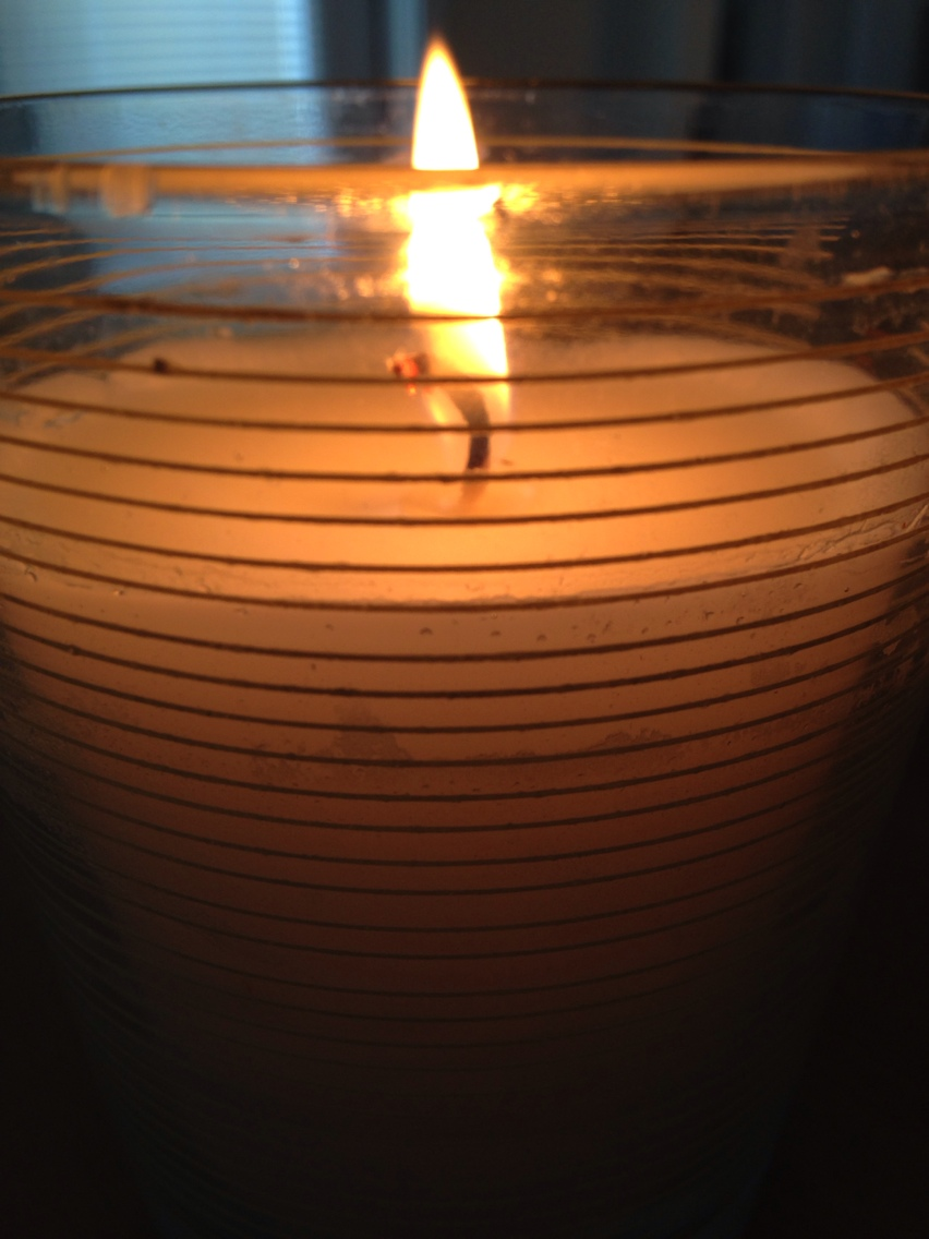 Why you need to light every candle in your house today for Light a lamp and put it under a basket
