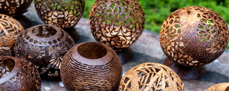 Noix De Coco Pour Decoration : Quand la noix de coco rime avec déco blake s
