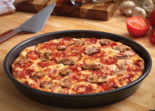 Medium Of Pizza Hut Deep Dish