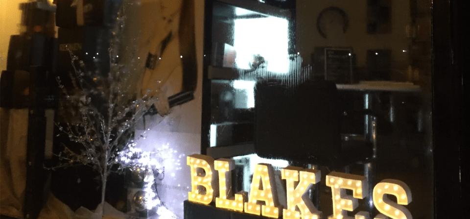 BLAKES: The Art of Hair at night