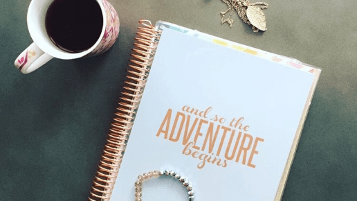 How I Keep My Sh*t Together: Erin Condren Life Planner