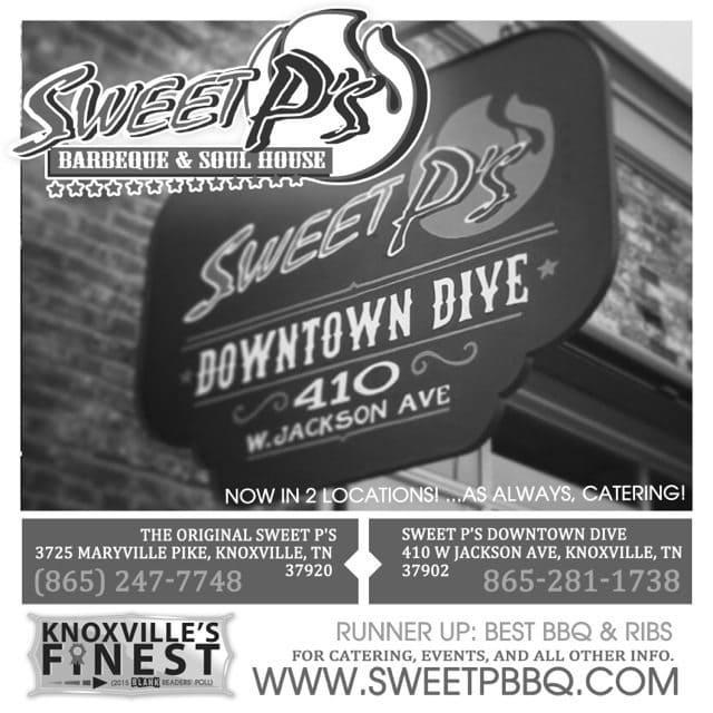 Sweet P's