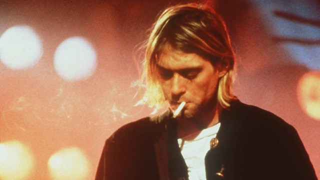 Kurt Cobain Guitar Nirvana