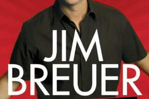 Jim Breuer-I'm Not High Cover1