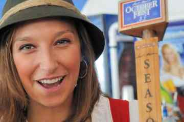 Oktoberfest at the Newport Yachting Center