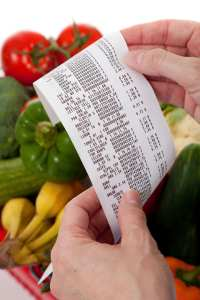 Laboratory tests found high levels of BPA on 40 percent of thermal paper receipts sampled from major U.S. businesses and services, including McDonald's, Chevron, CVS, KFC, Whole Foods, WalMart, Safeway and the U.S. Postal Service, among others. BPA in paper receipts also contaminates paper recycling and is showing up in napkins, toilet paper and other common papers with recycled content. (Thinkstock)