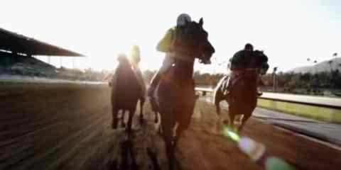 "More gorgeous horse racing on the second episode of HBO's ""Luck."""