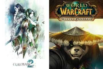 guild wars 2 and wow mists of pandaria