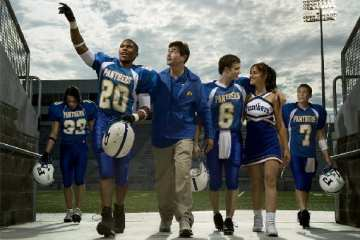 """The principal cast of """"Friday Night Lights,"""" a groundbreaking series about a football-obsessed town in Texas."""