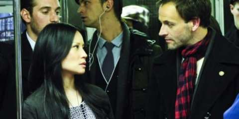 Sherlock (Jonny Lee Miller) and Watson (Lucy Liu) try and figure each other in addition to solving crimes.