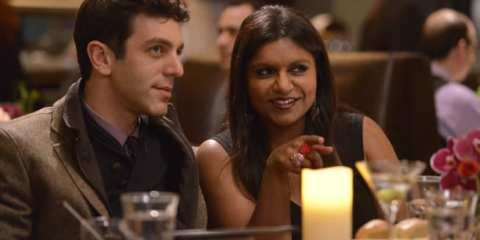 B.J. Novak returns as Jaime, Mindy's ill-fated Valentine's date