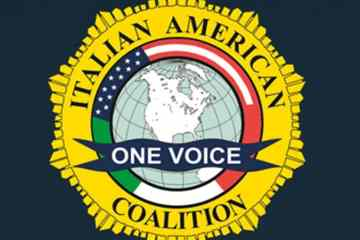 THE ITALIAN AMERICAN ONE VOICE COALITION LOGO