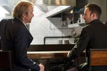 Mycroft (Rhys Ifans) is back in this weeks Elementary.