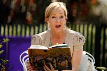 J.K. Rowling Developing Harry Potter Stage Show