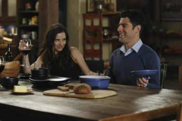 Abby (Linda Cardellini) causes more trouble in this weeks New Girl.