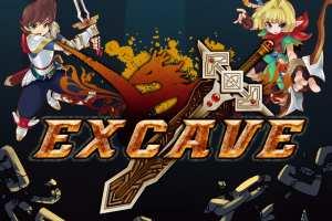 Excave_FrontBoxArt