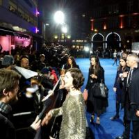 INTERSTELLAR European Premier Highlights and Photos